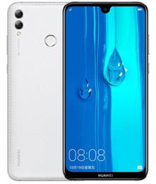 4g lt chinesischen android entriegelt Rabatt Ursprüngliches Huawei genießen maximaler freigesetzter Handy Octa-Kern 128 GB 7,12 Zoll 16MP Doppelrückfahrkameras Dual Sim 4G Lte