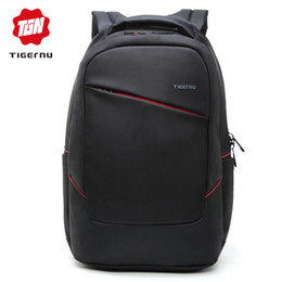 ae5ee81588 Discount tigernu backpacks - 2018 Tigernu Ergonomics Waterproof Men Backpack  for Travel Bag 15Inch Laptop Backpack