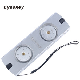 Wholesale High Measurement - Eyeskey Professional Waterproof Anti-shock High-precision Alitemeter Survival Compass Height Measurement Hiking Altimeter