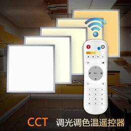 2019 lampes chauffantes de cuisine 5pcs / lot 36W 620 * 620mm dimmable LED lampe à écran plat SMD2835 École / hôpital / Super marché / atelier / bureau / maison / éclairage de l'hôtel