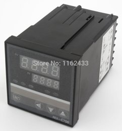 digital temperature controller thermocouple Coupons - REX-C700 relay output thermocouple RTD input digital pid temperature controller