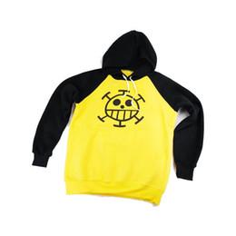 Uma parte lei hoodie on-line-Venda quente One Piece Hoodie Trafalgar Lei Casaco Com Capuz Casaco Cosplay Trajes