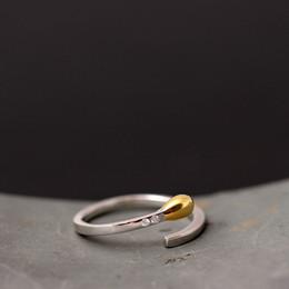 bastoni di corrispondenza all'ingrosso Sconti L'argento sterlina 925 di modo dei monili di fascino registrabile originale 925 zircone l'anello aperto della Cina del bastone della corrispondenza dell'America e dell'America ha diretto all'ingrosso