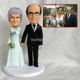 Echte puppe fertigen besonders an online-Reality Puppe Benutzerdefinierte Wachsfigur Ton skulptur Foto DIY reales gesicht figur abbildung Hochzeit Valentinstag Geschenk Maßgeschneiderte geschenke