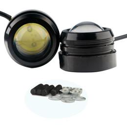 Le stroboscope LED Eagle Eye 40 * 30mm 3W a conduit la voiture allume la lumière courante diurne de la lumière DRL de la lampe de feux de brouillard blanche avec la vis ? partir de fabricateur