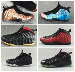 Wholesale Mens Galaxy - 2018 NEW ARRIVAL mens penny hardaway big bang alternate galaxy man basketball shoes high quality mens boy sports running designer sneakers