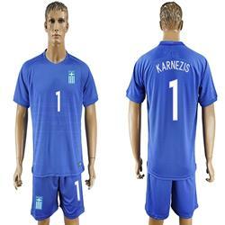 Wholesale greek s - New the Greek national team at the 2018 World Cup football jerseys, omar small football kits COUTINHO G. Jesus Greek domestic football unifo