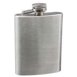 2019 gravura do frasco Aço inoxidável Hip Flask Personalizar DIY Gravado Pocket Flasks Presente para Homens Groomsman desconto gravura do frasco