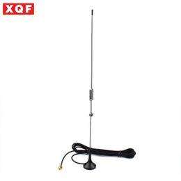 Wholesale Baofeng Vhf Uhf 5r - XQF Na Dual band UT-106 SMA Female mobile antenna for baofeng UV-5R 888S two way radio radio VHF UHF