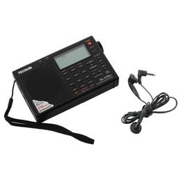 Pratik-Tecsun PL310ET DSP dijital öğrenci kampüsü radyo yayını nereden