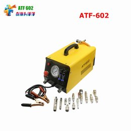 Wholesale auto transmissions - 2017 AUTOOL Newest ATF602 Car Automatic Transmission Fluid Exchanger 12V Auto Gearbox Oil Exchange Cleaning Machine