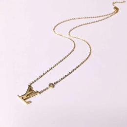 2019 roségold anhänger designs Mode-Design Schmuck-316L Titanstahl 18K Rose Gold Halskette kurze Ketten-Silber-Halsketten-Anhänger dwojga Geschenk günstig roségold anhänger designs
