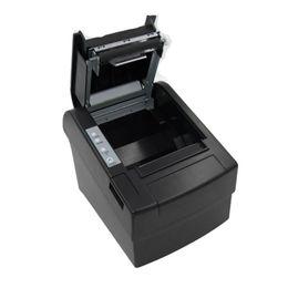 Wholesale auto dot - Portable Wireless WIFI Thermal Receipt Printer 80mm Auto Cutter USB+WIFI Waterproof Oil-proof Thermal Printer