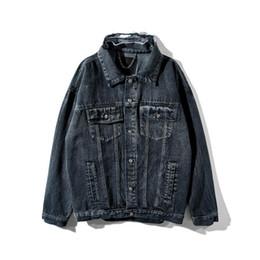 9778e5280a2 Sinners Printed Mens Brand Designer Jackets Vintage Blue Denim Cowboy Shirts  Male Female Winter Jacket Casual Coat