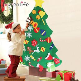 discount wall hanging christmas tree joy enlife christmas decor chidren diy christmas tree with