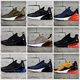 2018 venta al por mayor de alta calidad para hombre mujeres Flair Triple Negro 270 AH8050 Entrenador 90 suela 97 98 95 Zapatillas de deporte Zapatillas zapatillas de deporte tamaño 36-45 Nike Air Max desde fabricantes