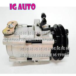 Компрессор hyundai онлайн-Высокое качество новый для автомобиля Hyundai Galloper AC компрессор 977014A151 9765143050 A3011027012 0462170TCLD ASRN60DA1 9765143050 977014F410