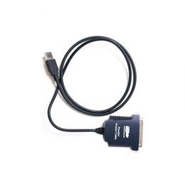 Т. е. кабель онлайн-Новый горячий USB для параллельного IEEE 1284 36 контактный принтер адаптер кабель 85 см длина QJY99