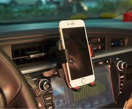 2019 telefonhalterung halter Universal-Handyhalter Handy-Handy-Cradles Stands Best Phone Inhaber für Auto für Iphone X I8 I7 I6 plus Samsung S8 günstig telefonhalterung halter