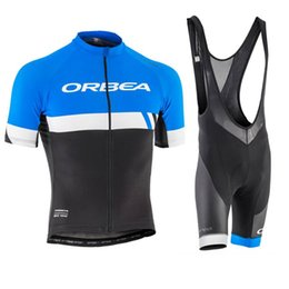 Wholesale Orbea Bike Jersey - New 2018 Short Sleeve orbea Cycling Jerseys Set Summer Bicycle Clothes Ropa Maillot Ciclismo Bike Wear Clothing Gym Sports