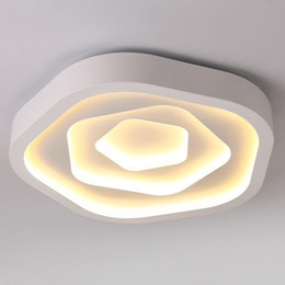 Wholesale Kids 12v - Fashion bedroom led ceiling lamp surface mounted led ceiling light kids light modern lamp round