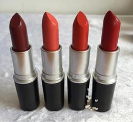 Humo de labios online-Lápiz labial mate Más nuevo Color Miel Amor Instigador Púrpura Ahumada Maquillaje de alta calidad Pintalabios Freeshipping