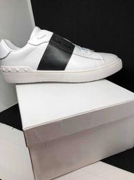Argentina Las zapatillas de deporte de lujo al por mayor de las mujeres baratas de los hombres abren los zapatos con la calidad original de 9 colores tamaño de la caja 34-46 para la venta supplier eva color shoes Suministro