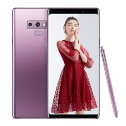 64 bit android tv Coupons - ERQIYU Goophone note9 note 9 smartphones with Touch Pen 6.4inch Android 7.0 dual sim shown 128G ROM 4G LTE cell phones