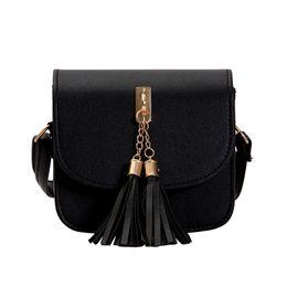 82e0f1245904 New Summer Small Tassel Women Shoulder Bag Ladies handbags sling Female  Messenger bags for women 2018 sac a main pouch package