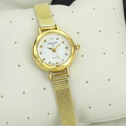 Wholesale Imitation Designer Watches - New fashion Luxury watch Female student Simple strip imitation leather alloy Brands Women Watches Designer watches Waterproof Wristwatches