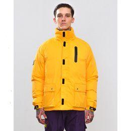 63aa362421a0 Wholesale New Stereo Pocket Mens Winter Jacket Youthful Popularity Luxury  Brand Winter Jacket Men Personality Mens Designer Winter Coats