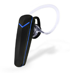 Wholesale Iphone A2dp - Wholesa Bluetooth Mono Headset - Crystal clear audio with A2DP+6 hours playback time - Make take calls hands-free from TWO devices at once!