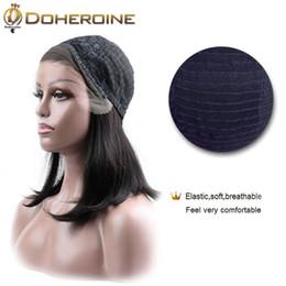 Avant de lacet perruques 150% densité de cheveux humains soyeux raides cheveux brésiliens couleur naturelle perruques haute simulation du cuir chevelu ? partir de fabricateur