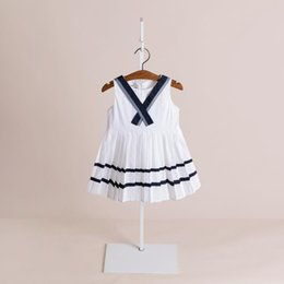 e211a85a87f girls simple cotton dresses UK - NEW arrivals Girl clothes girl Dresses  Kids Boutique Clothing Round