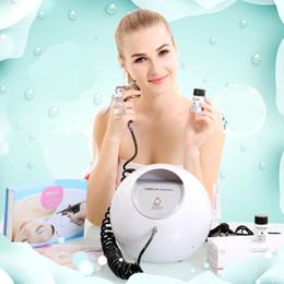 máquina de rejuvenecimiento de la piel corea Rebajas Corea Modelo O2 Oxygen Jet Peel Agua Oxígeno Rejuvenecimiento de la piel Eliminación de acné Máquina de cuidado de la piel OMEGA