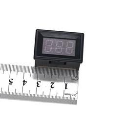 """Wholesale Digital Voltmeter Voltage Meter Car - 0.36"""" Red LED display Mini Digital 2.50~30V Voltmeter tester Voltage Panel Meter For Car Motorcycle"""