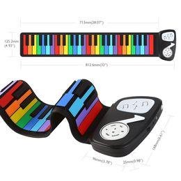 26102a7f435 keyboards kids 2019 - Wholesale Portable Soft Music Piano Keyboard