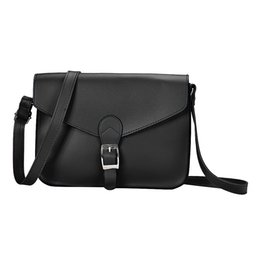 imitations handbags Promo Codes - 2018 Women Handbags Women Imitation leather Shoulder Bag Satchel Handbag Retro Messenger purses and handbags #615