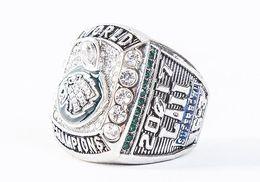 Animali da nave online-I più nuovi gioielli dell'anello di campionato 2017 2018 Philadelphia Animals World 52th Championship Ring Gift drop shipping all'ingrosso