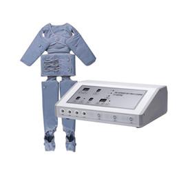 Emagrecimento de Pressotherapy do terno linfático Far-Infravermelho do equipamento da drenagem cheap lymphatic equipment de Fornecedores de equipamento linfático