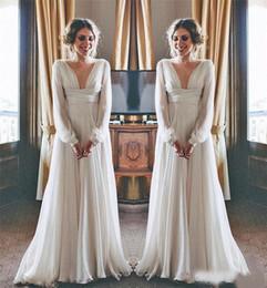 Vestidos blancos largos estilo griego
