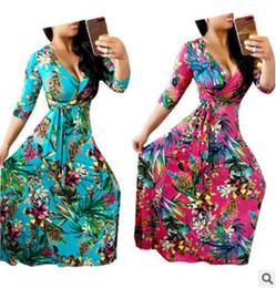schöne frauen europa kleid Rabatt Die Kleidung der Frauen Europas und der Vereinigten Staaten kleiden reizvolle tiefe Vansatzfeindruckgroße Art und Weise an und kleiden die Jugend der hohen Taille schön an