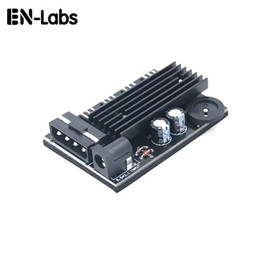 Wholesale Computer Fan Controllers - Computer PC Case CPU Cooler 3pin cooling fan speed temperature controller, 3 pin Fan Hub Power Supply Splitter by 4Pin or SATA
