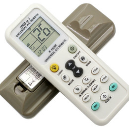 Control remoto universal de aire acondicionado Control remoto de aire acondicionado con LCD para aire acondicionado Control remoto de bajo consumo K-1028E desde fabricantes