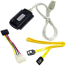 cable hdmi macho hembra Rebajas Portátil Cable IDE SATA portátil Cable USB Cable para Notebook Adaptadores IDE SATA para disco duro de sobremesa disco duro portátil de escritorio unidad óptica