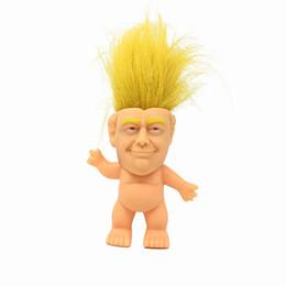 2020 Donald Trump Doll USA Président Donald John Trump Dolls Vinyle Trump Dolls Enfants Enfants Créativité Main Jouer Drôle Jouets De Noël ? partir de fabricateur