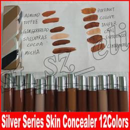 Canada Plus récent 12 couleurs peau correcteur Fondation juste pour profond par cosmétiques maquillage série argent Offre