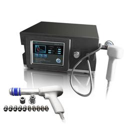 Apparecchiatura di fisioterapia per prodotti per il corpo macchina per massaggio a impulsi elettrici per il sollievo dal dolore corporeo e lesioni sportive con 6 BAR da