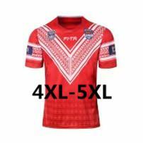 Taza de prueba online-TONGA NRL Jersey de Rugby 2018 Mate MA A Tonga Liga Nacional de Rugby NRL Jerseys 2018 Copa del Mundo de local 2018 Pacific Test Shirt