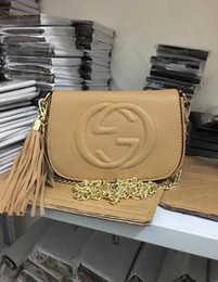 Wholesale Photo Cross - Free shipping real photo new style vintage High quality real leather famous classic brand women shoulder bag casual handbag Cross Body totes